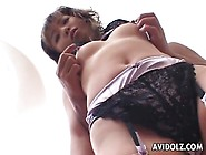 Sexy Foreplay With Small Breasts Japanese Girl