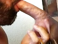 Big Mushroom Head Pumps 2 Cum Loads Into Philadelphia Cocksucker