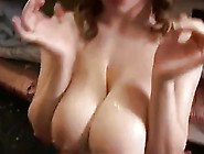 Brunette With Huge Tits Fucked