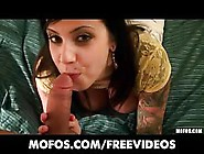 Porn Videos Sexy Tattooed French Girl Loses Her Anal Virginity O