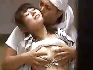 Asian Girl Is About To Get Secretly Fucked At Work Hoping That N
