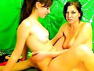 Twoo Chics At Webcam