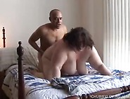 Big Beautiful Busty Brunette Bbw Plumper Gets Nailed In Home Vid
