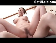 Busty Asian Stepmom Nailed And Creampied By Young Cock