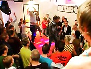 Ass Grab At The Party Gay Porn Images And Group Mutual Orgas