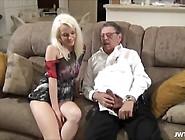 Hot Granddaughter Fucked Grandpa