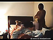 Nasty Fair Haired Bitch Pleases Black Fat Man And White Stud Wit