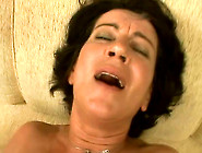 Horn-Mad Mature Brunette Katala Gets Her Wet Cunt Pounded From B