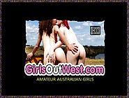 Youporn - Girls Out West Hairy And Skinny Aussie Lesbian Chicks