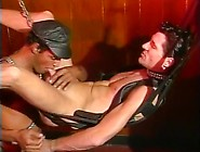 Hardcore Anal And Oral In Leather Club