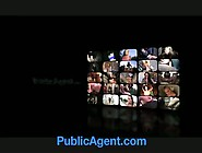 Public Agent - Redhead Does Anal