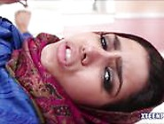 Middle Eastern Teen Ada Got A Creampie After Getting Fucked