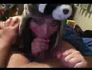 Cute Asian Shemale Get Facial