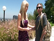 Sex-Starved Momma Erica Lauren Is Fucked Hard By Hot Tempered Yo