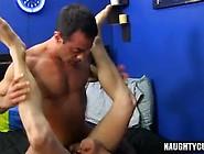 Hot Daddy Anal Sex With Cumshot