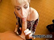 Horny Grandmother In Pov