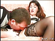 Milf From France Gets Banged