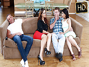 Miss Raquel And Penelope Reed In Share With Your Mommy - Badmilf