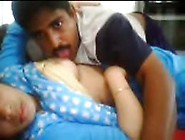 Indian Couple Fucked In Front Of Webcam