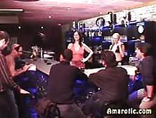 Fucking The Bar's Waitress