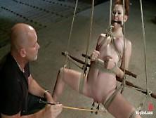 Melody Jordan Hardcore Rope Bondage