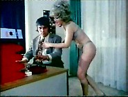 1970S Porn With Sluts In His Office
