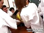 Lactating Japanese Teacher Spits On Students Face Part1