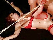 Master Playing With Hot Slavegirl