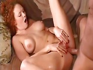 Ginger Slut Is Such An Anal Whore