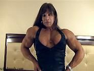 Tina's Sexy Muscular Body