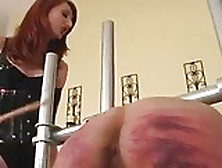 First Time Caned