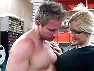 Ana Marie A Smut Tailor Has Made Love By Her Client
