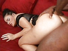 Hot Big Ass Sophie Dee Gets Banged Doggystyle By Big Black Dong