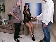 Isabella Taylor Fucks Another Man While Her Husband Watches