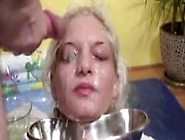 Bukkake Fetish Slut Golden Shower