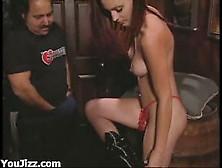 Brittany Blue Fucks Ron Jeremy