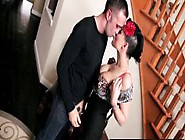 Brazzers - Baby Got Boobs - Eva Angelina Keiran Lee - The Twilig