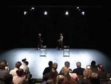 Porno Nude Stage Performance 2 - Show Room Dummies