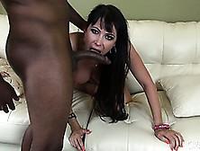 Big Black Mister Smith Is Destroying Eva Karera's Pussy Tightnes