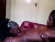 African Black Lesbians - Naughty African Lezzie Has Sharp Tongue