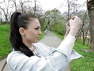 Bitches Abroad - Czech Tourist Babe Kirschley Swoon Enjoys A Hot