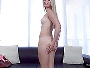 Pretty Blonde,  Aubrey Gold Just Wanted To Get Fucked,  So She Wen