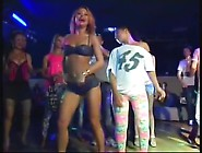 Ana Maria Mocanu Denisa Despa Dancing In Club