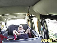 Fake Taxi Blonde Sexy Bombshell Does Backseat Anal Sex
