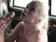 Blonde Bitch With Big Tits Gets Her Piece Of Sex Action