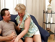 Granny Craves For A Cock @ I Was 18 50 Years Ago #06
