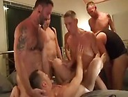 Raw Gangbang Until All Holes Are Full