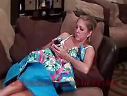 Catherine Worships Taylor's Sad Feet