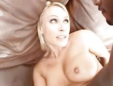 Meiianie M0Nr0E (Nice Boobs,  2 Big Black Cock)