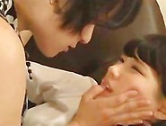 Japanese Lesbians (Mother-In-Law,  Not Her Daughter, Friend)